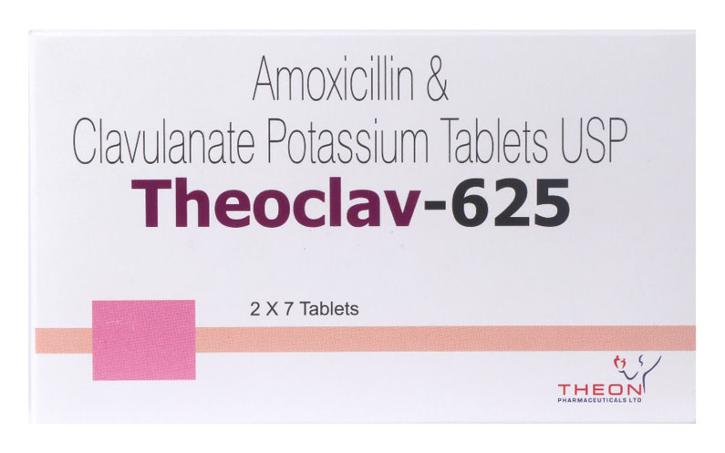 Theoclav – 625