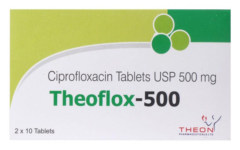 Theoflox – 500